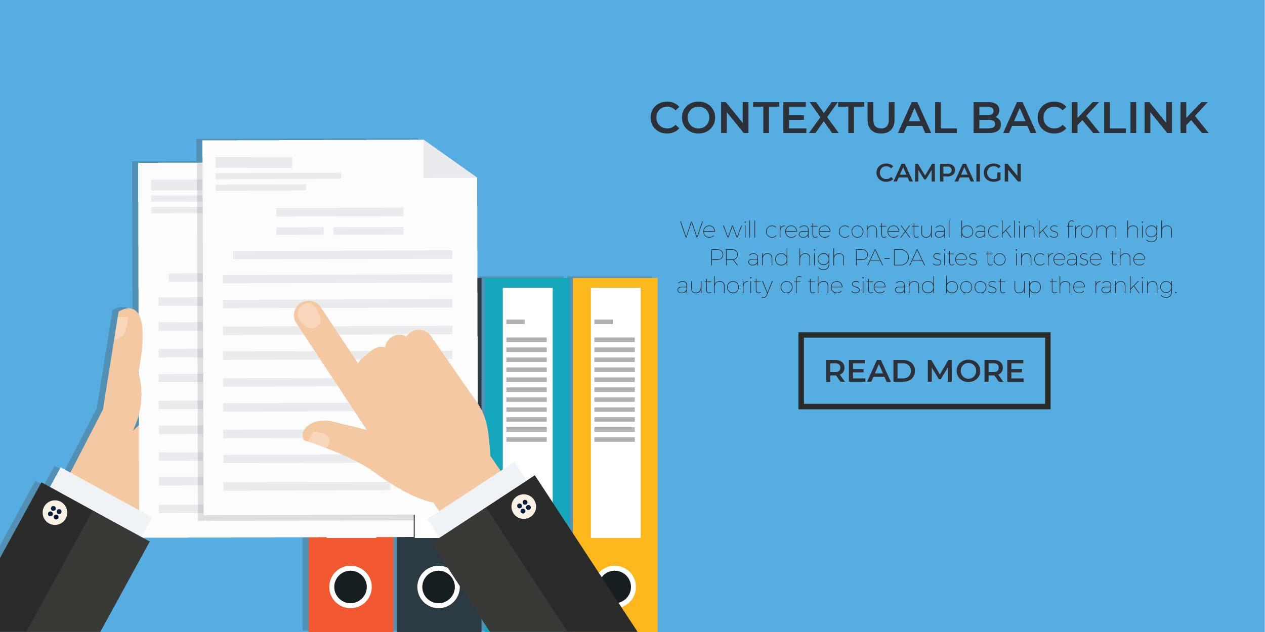 SEOviser - Contextual Backlink Campaign | SEOviser